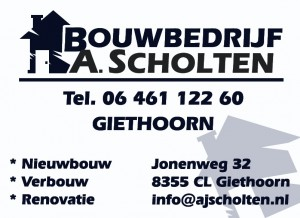 Bouwbedrijf A. Scholten
